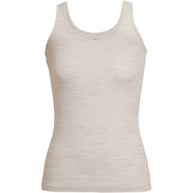 Icebreaker Siren Top Kobiety, fawn heather